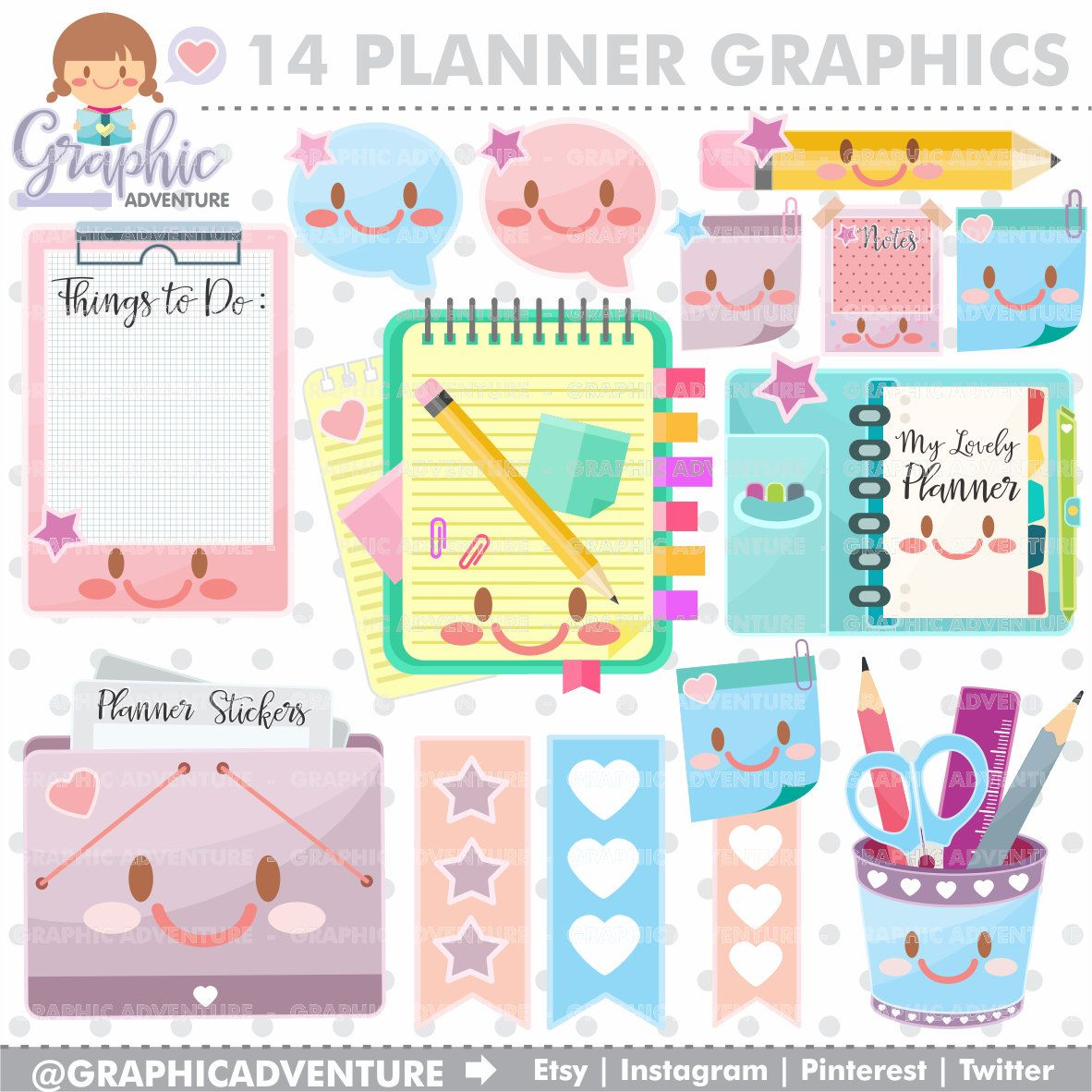 off graphics commercial. Planner clipart planner sticker