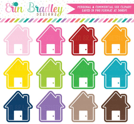 Planner clipart requirement. House home clip art