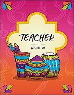 Planner clipart study plan. Amazon com teacher teaching