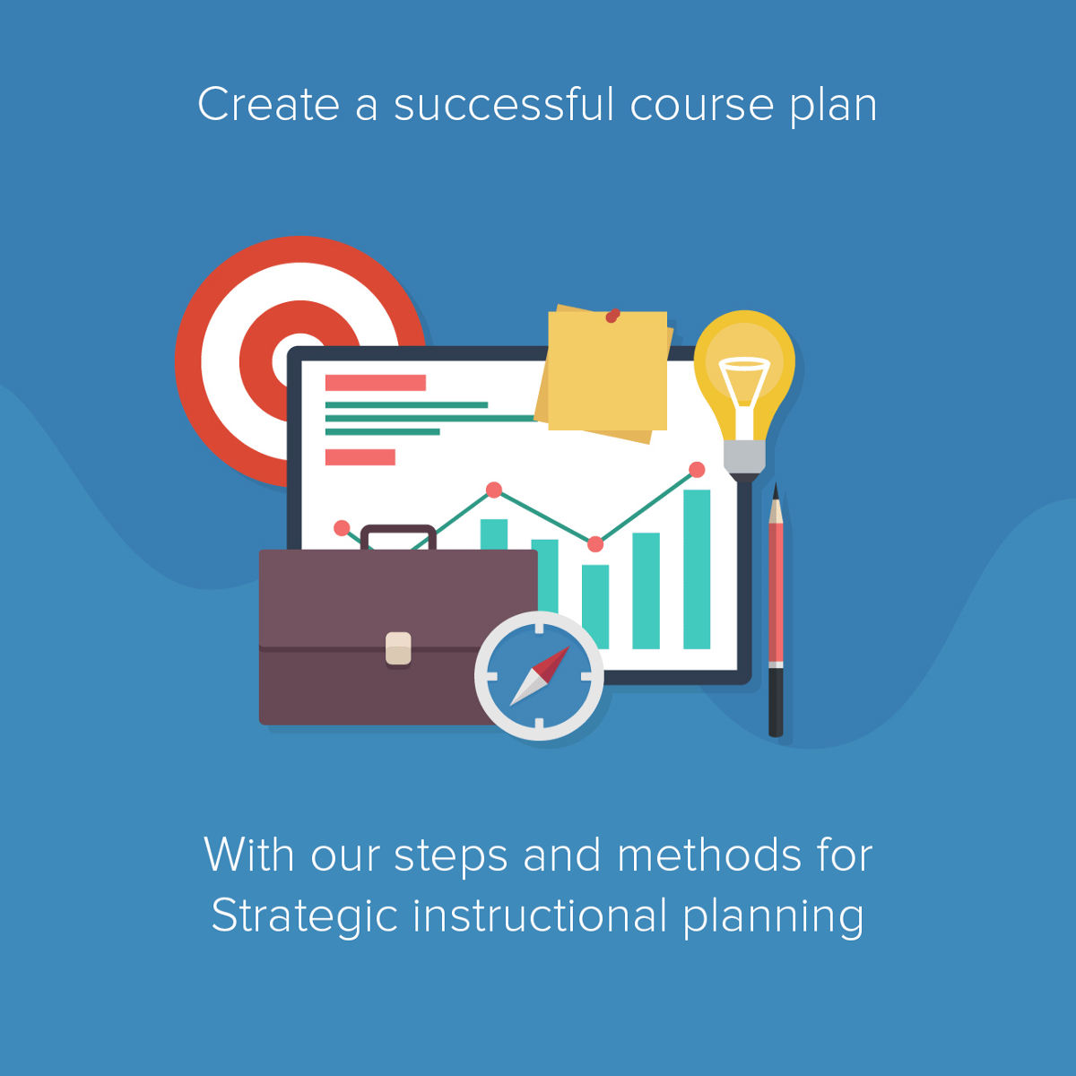 Planning and strategy in. Planner clipart teaching method