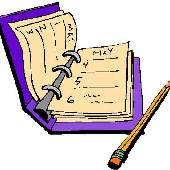 Planner clipart teaching method. Parentsquare
