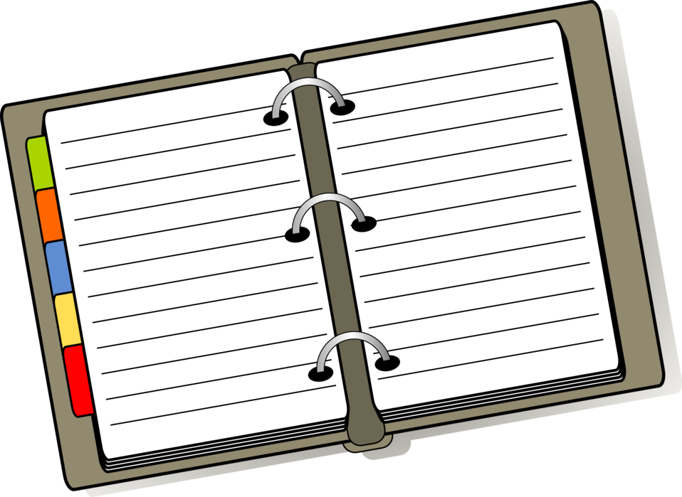 free planner clipart