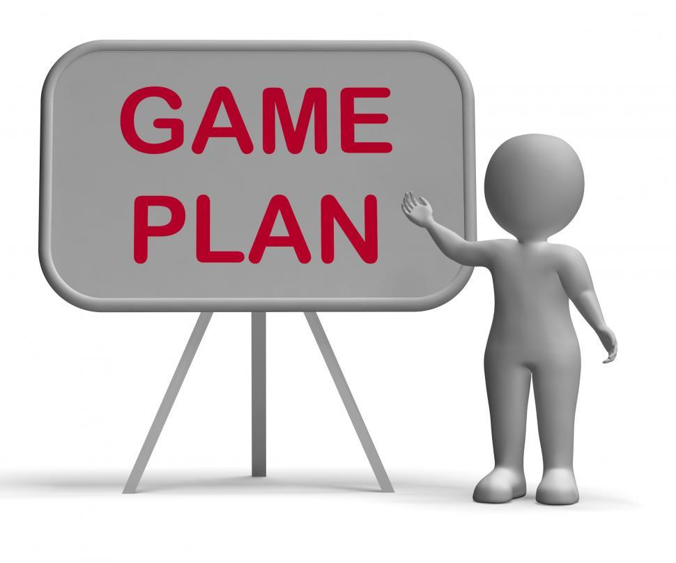 Get free stock photos. Planning clipart game plan