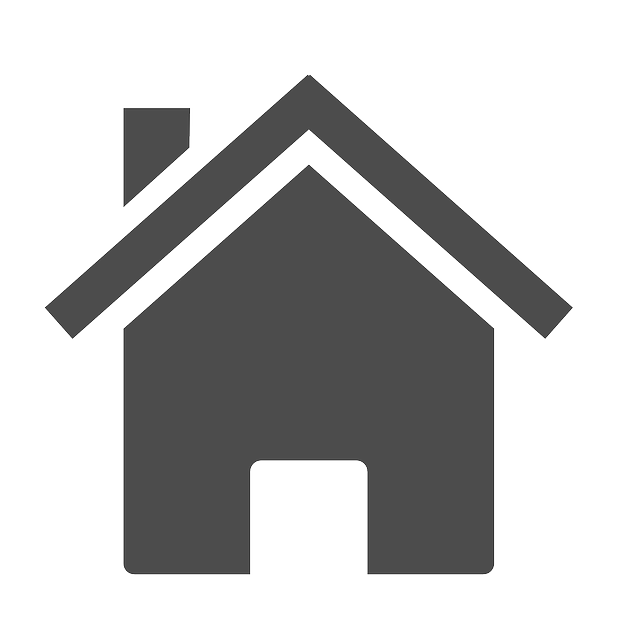 Icono casa buscar con. Planning clipart human resource planning
