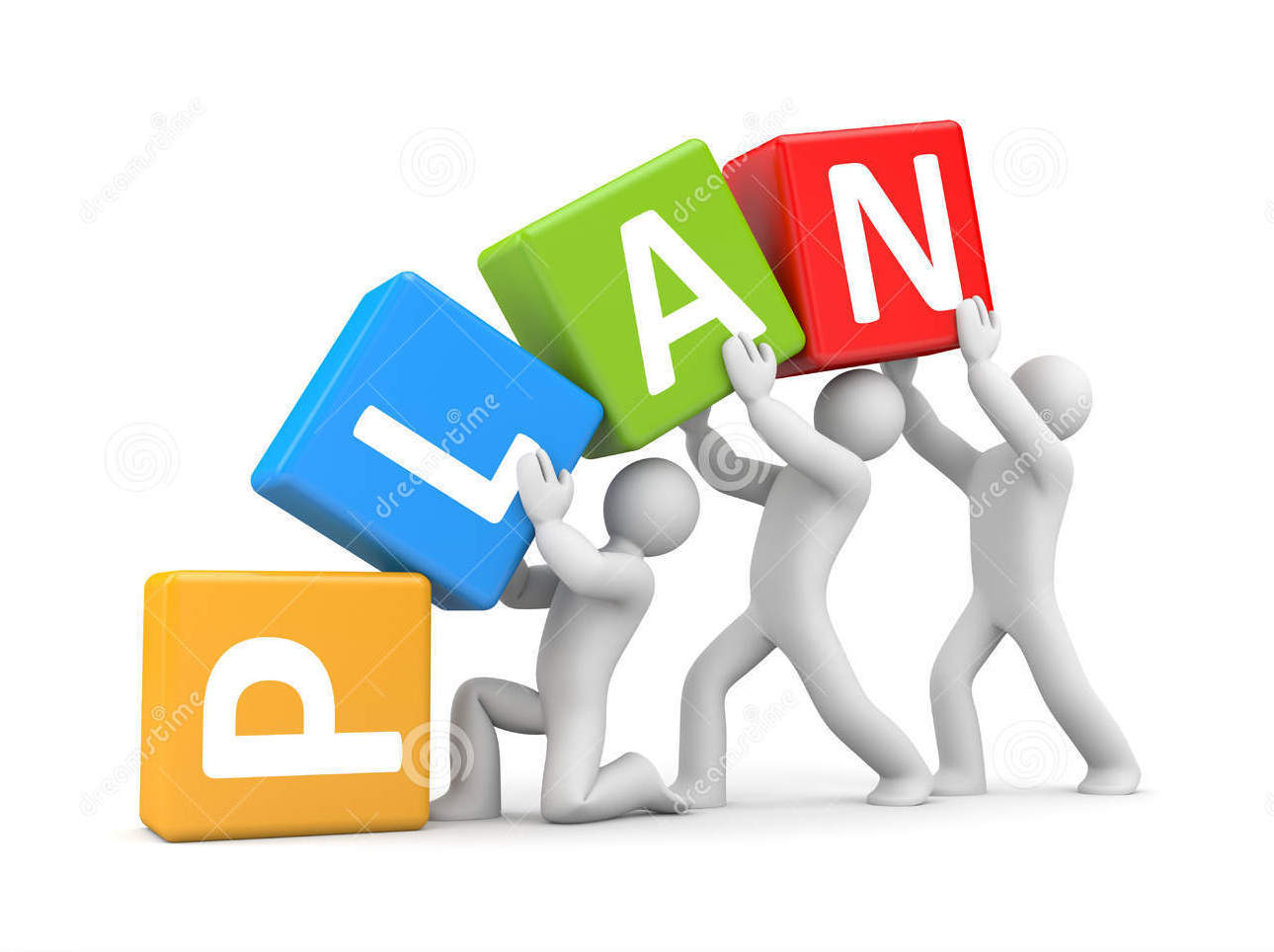 Planning clipart implementation plan. The value of a