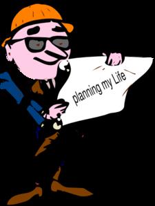 Planning clipart life plan. Panda free images