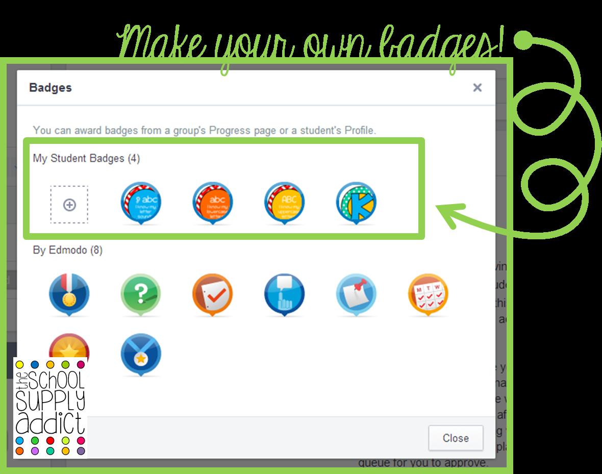 Planning clipart orientation program. Using edmodo badges for
