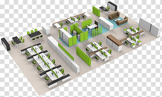 Office space interior services. Planning clipart plan design