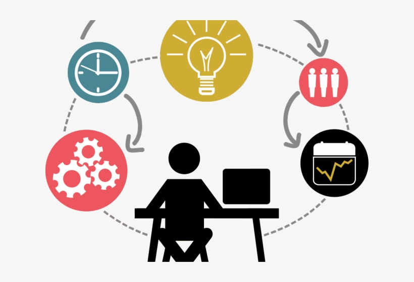 Software management . Planning clipart project brief