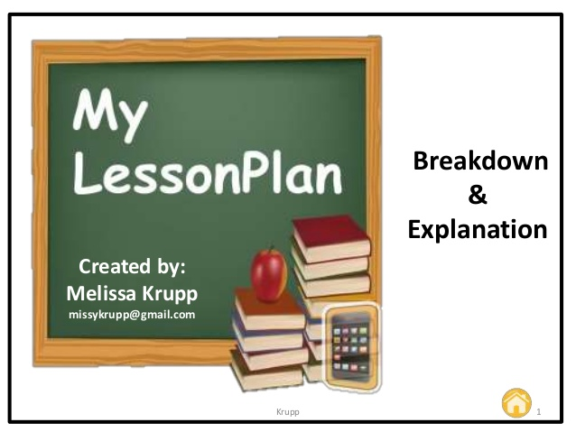 Planning clipart session plan. Lesson explained works of