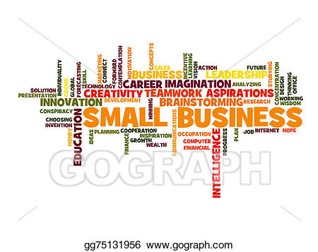 Stock illustration gg . Planning clipart small business