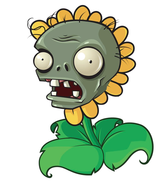Plants clipart zombie. Vs zombies at getdrawings