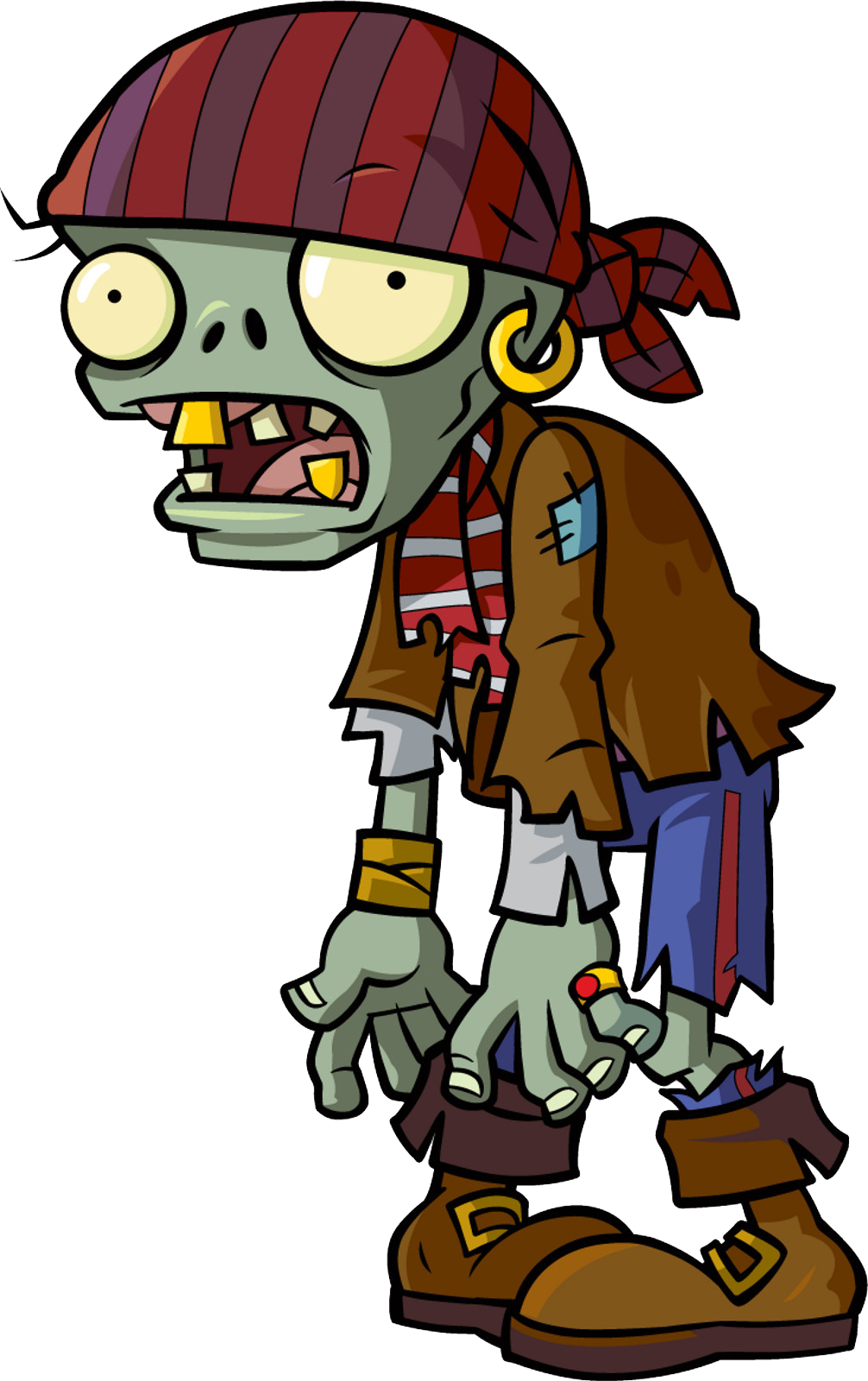Plants clipart zombie. Png images free download