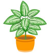 Free plants clip art. Plant clipart