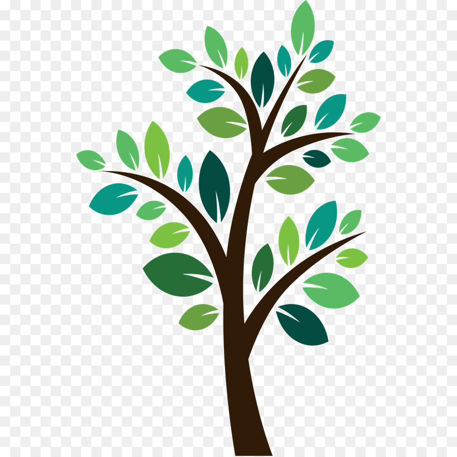 Franklin plants a tree. Planting clipart