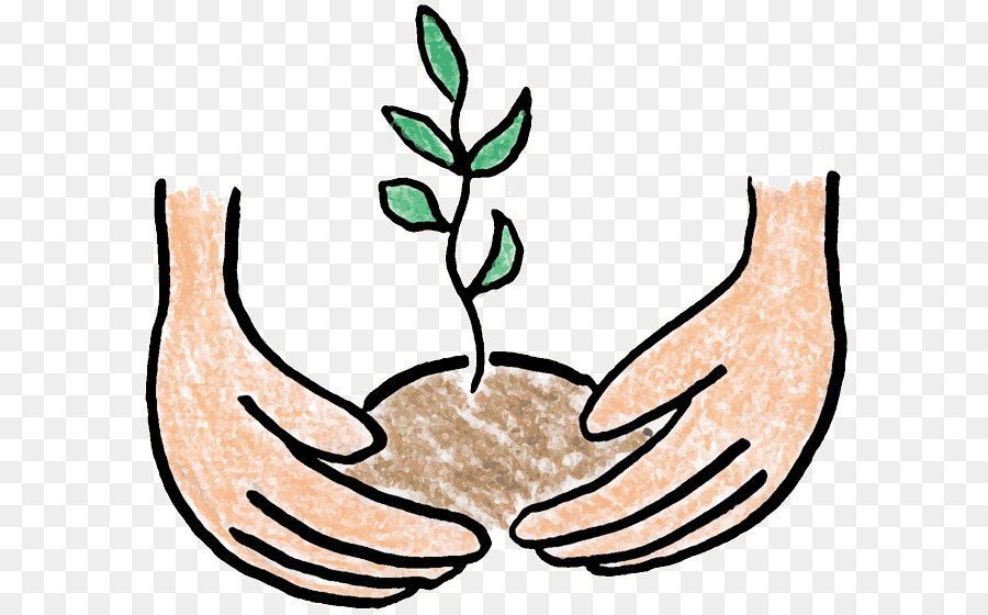Tree clip art free. Planting clipart