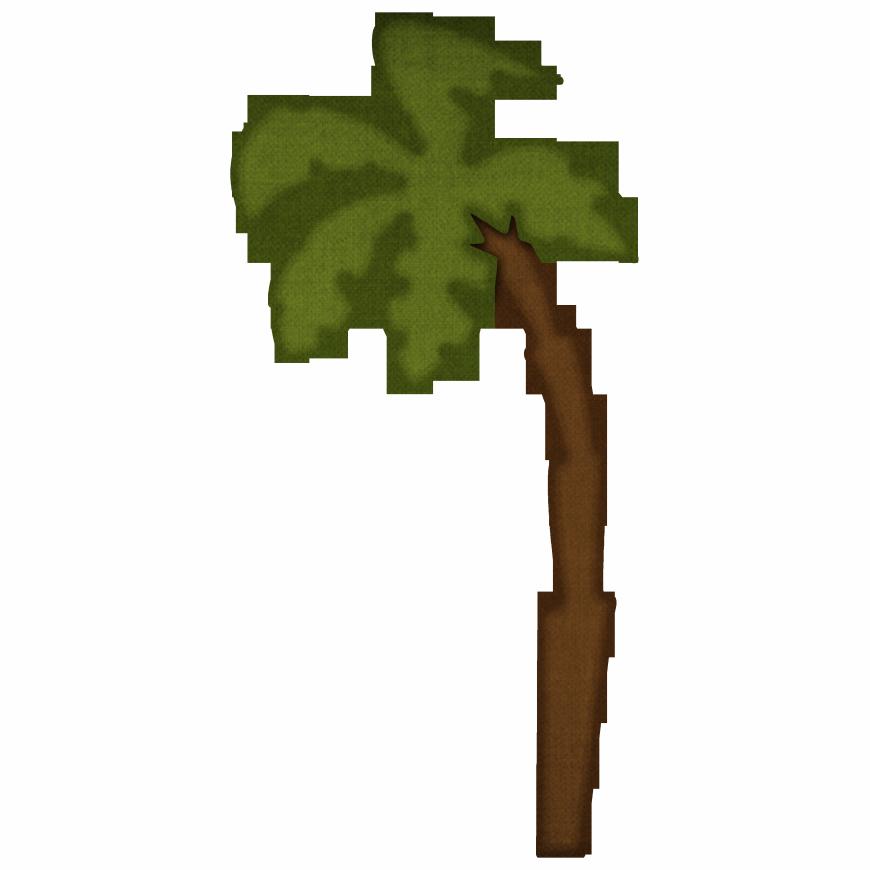 Palm tree cheryl s. Planting clipart safari