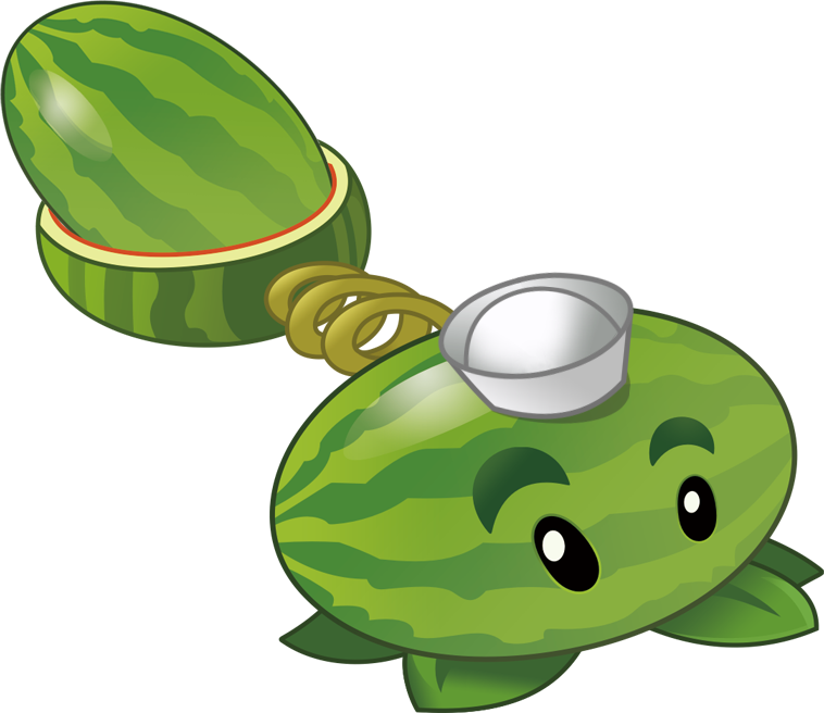 Plants clipart water melon. Image pult halloween png