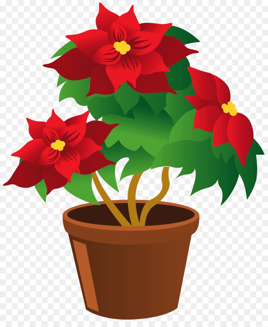 Plants clipart. Houseplant flowerpot clip art