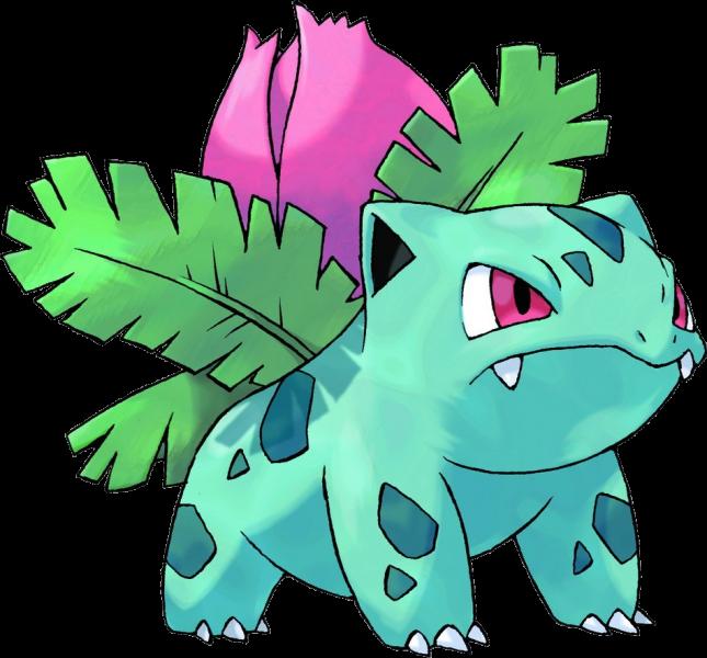Ivysaur wiki fandom powered. Plants clipart monster