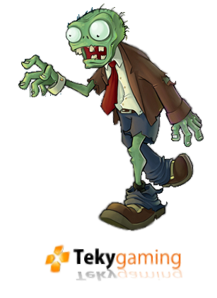 Free faces vs zombies. Plants clipart zombie