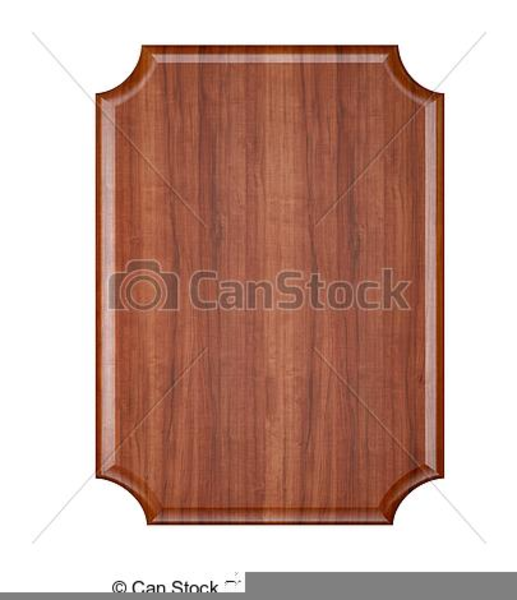 Wood free images at. Plaque clipart