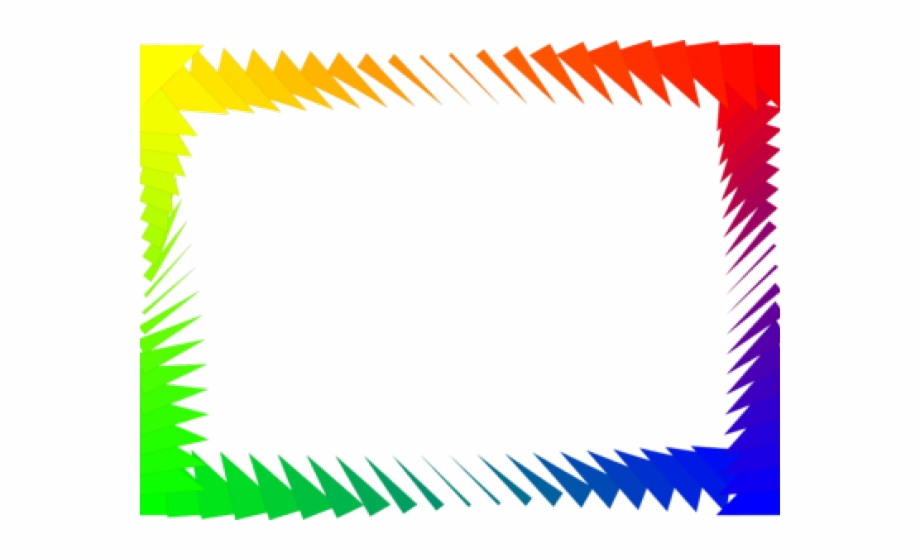 Neon frame colorful design. Plaque clipart line border