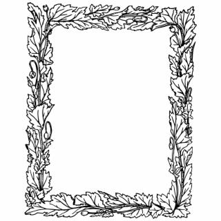 Plaque clipart line border. Simple frame design in
