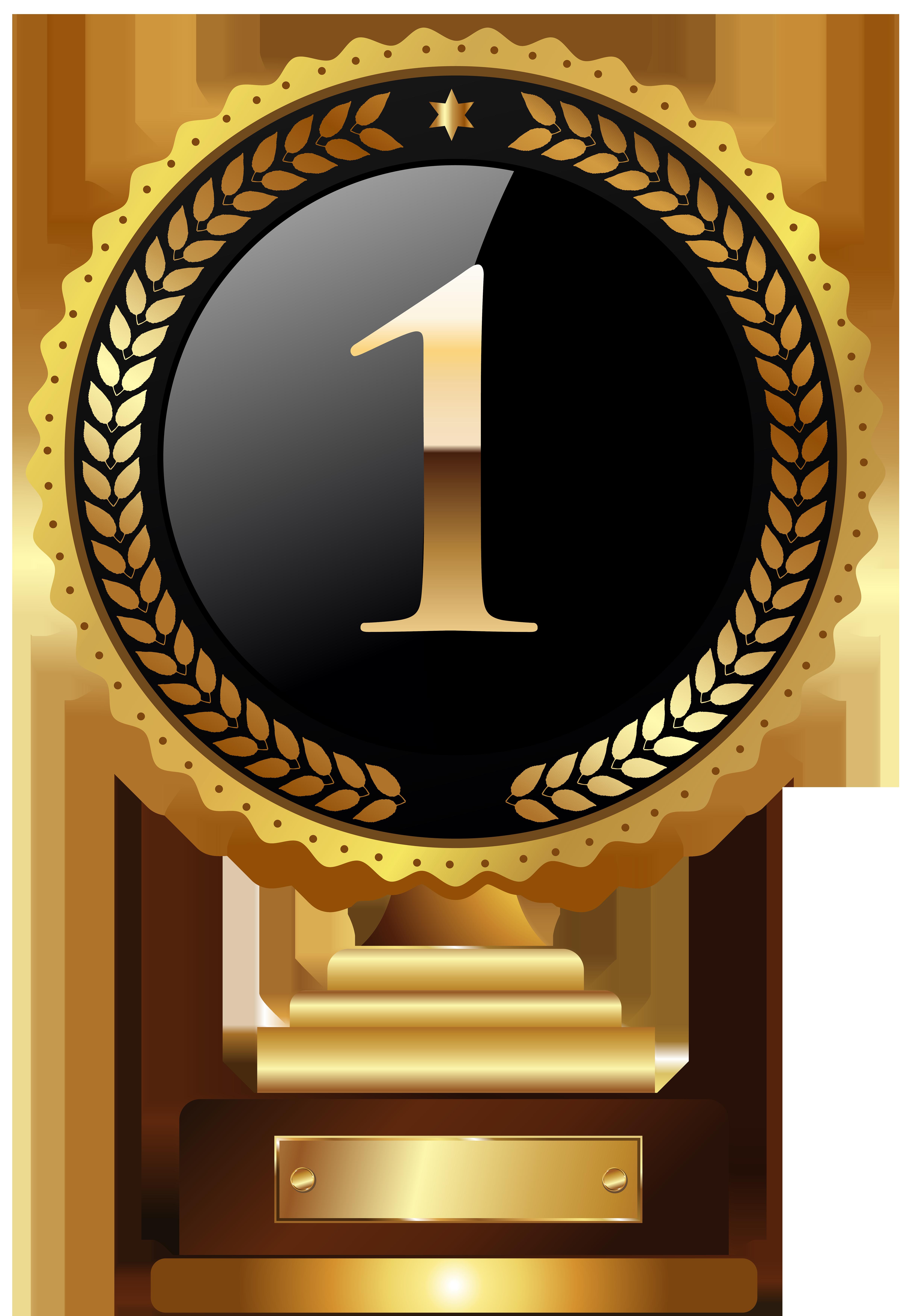 Trophy clip art st. Plaque clipart trophie