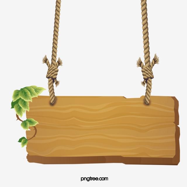 Plaque clipart wooden plaque. Signboard column signs wood