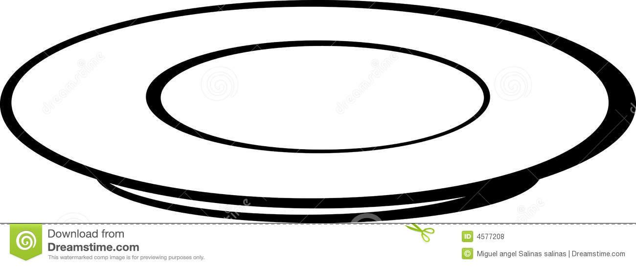 Clip art free panda. Plate clipart