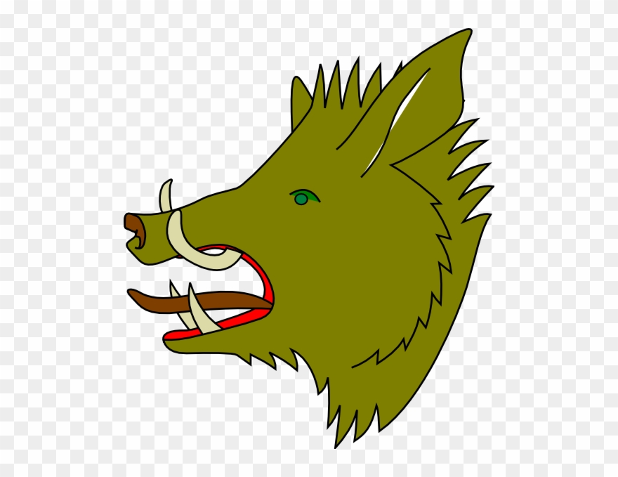 Asian wild boar png. Plate clipart plate chinese