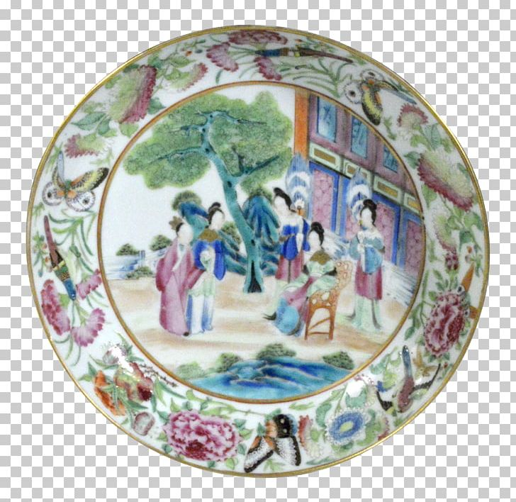 Export porcelain ceramics png. Plate clipart plate chinese