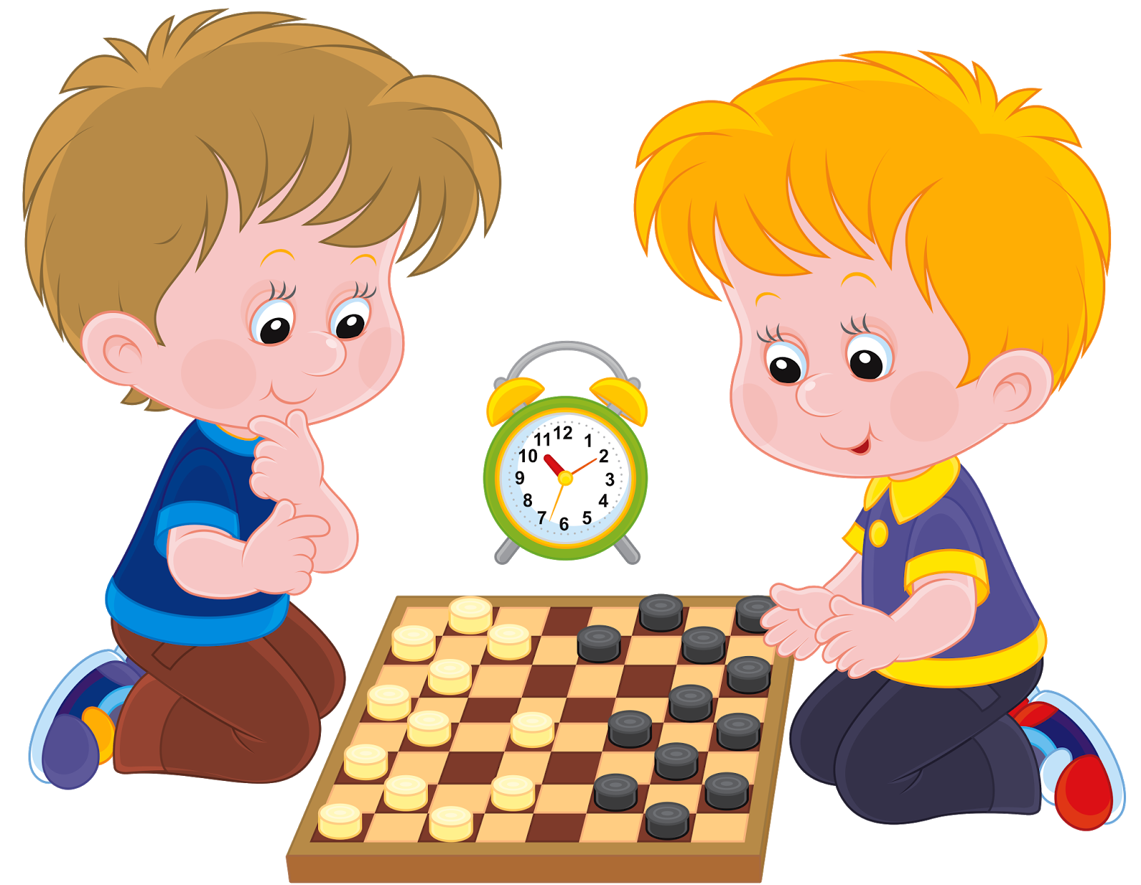 Play clipart board game. Draughts chess clip art