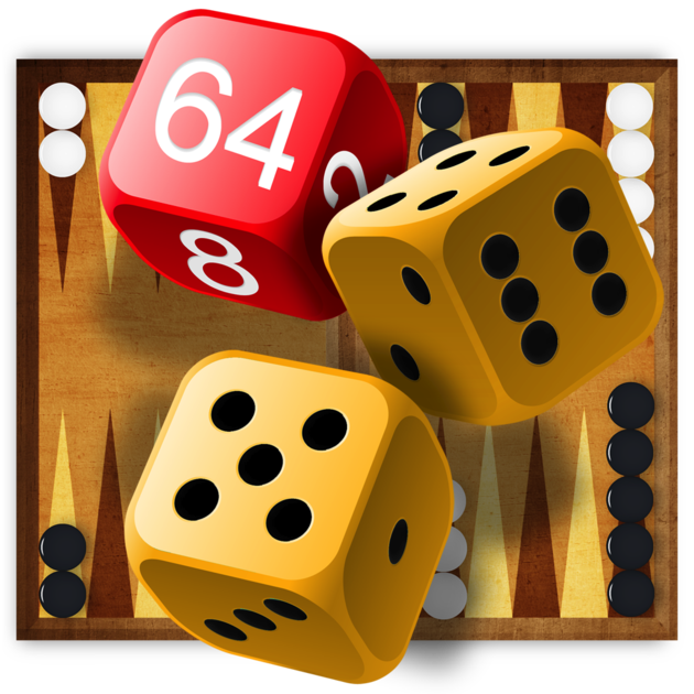 Play clipart dice game. Absolute backgammon on the