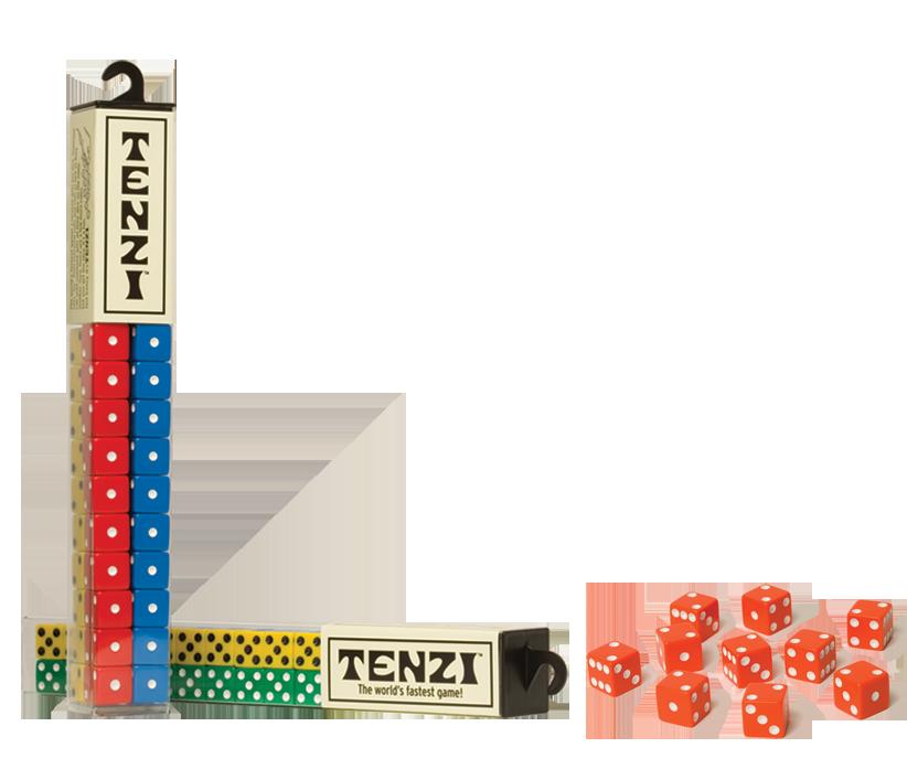 Tenzi shespeaks. Play clipart dice game