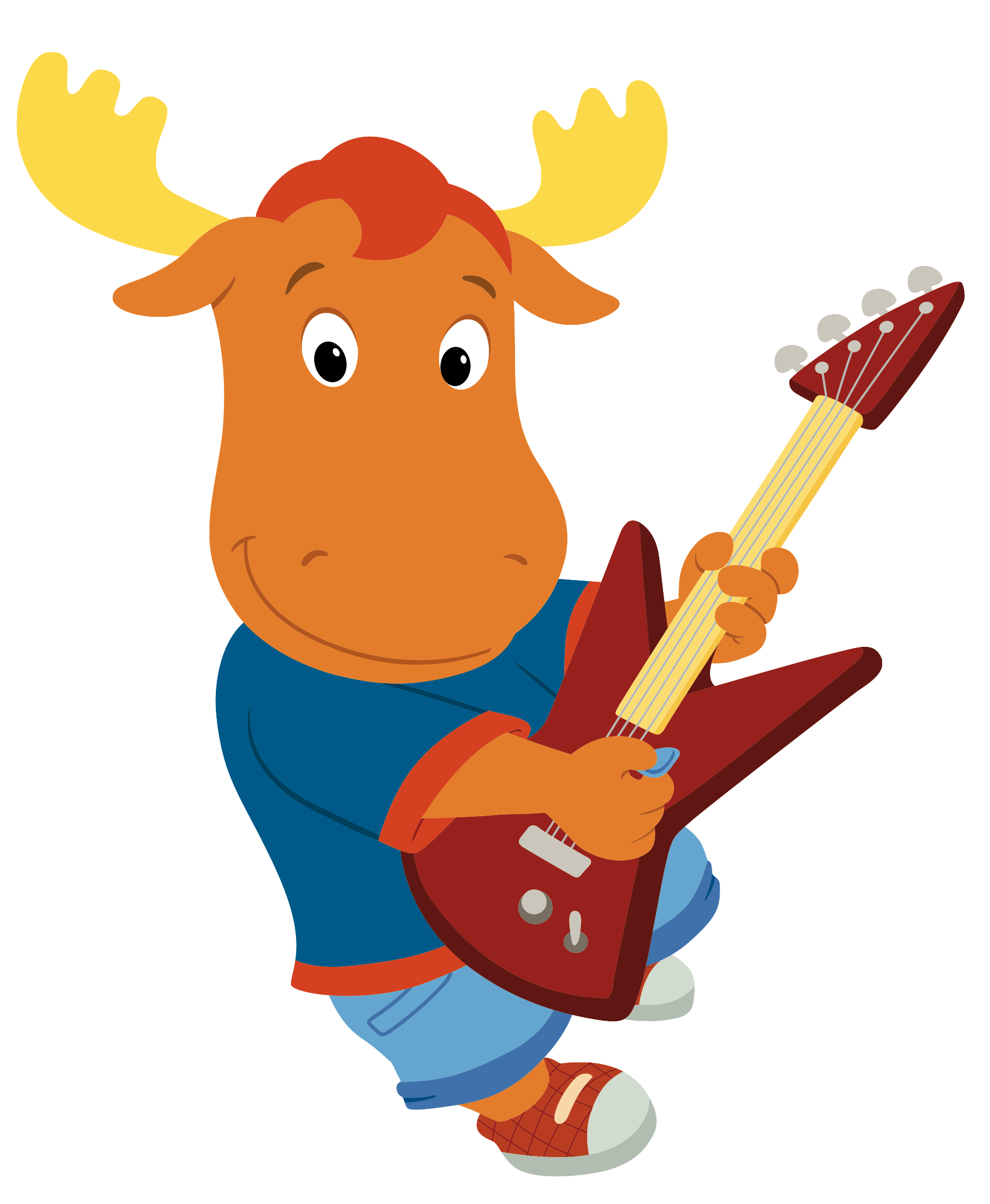 Image the backyardigans let. Play clipart let's play