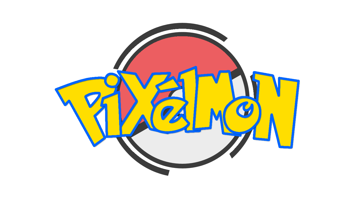 Pixelmon a minecraft lets. Play clipart let's play