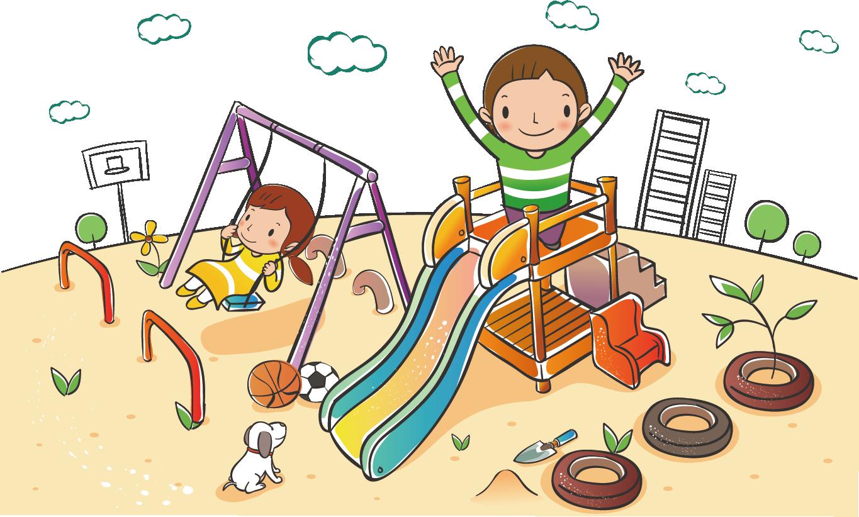 Playground rights child