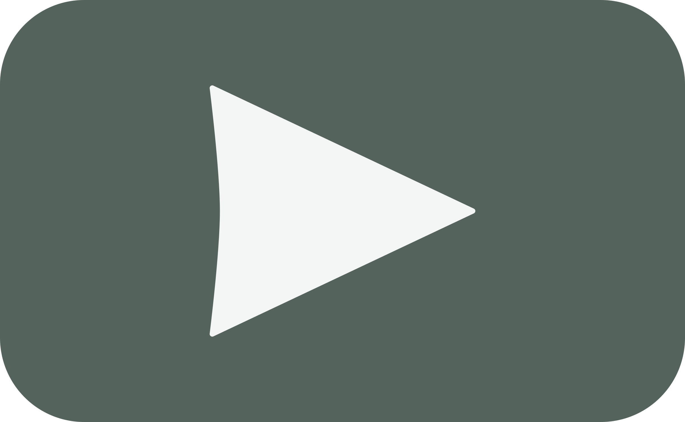 Video play big image. Square clipart icon