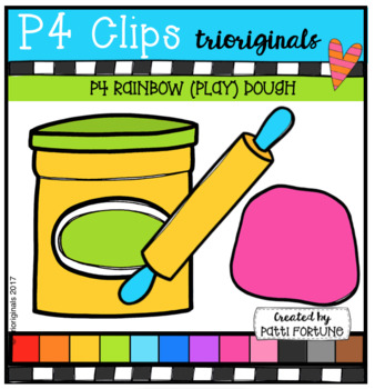 Playdough clipart. Play dough teaching resources