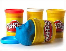Play dough . Playdough clipart