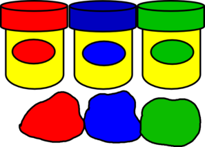 Free play doh cliparts. Playdough clipart