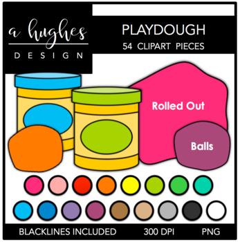 A hughes design . Playdough clipart ball