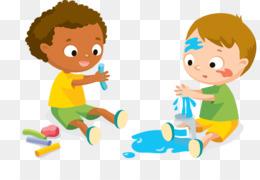 Play dough png figures. Playdough clipart boy