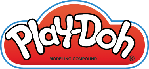 Play doh classroom party. Playdough clipart logo