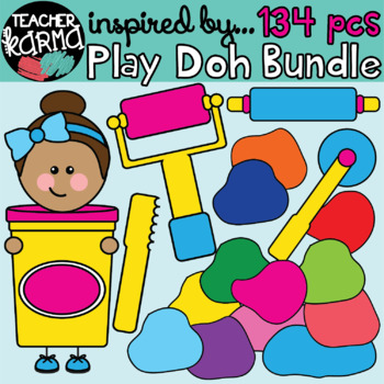Playdough clipart my cute graphic. Play doh kids clay