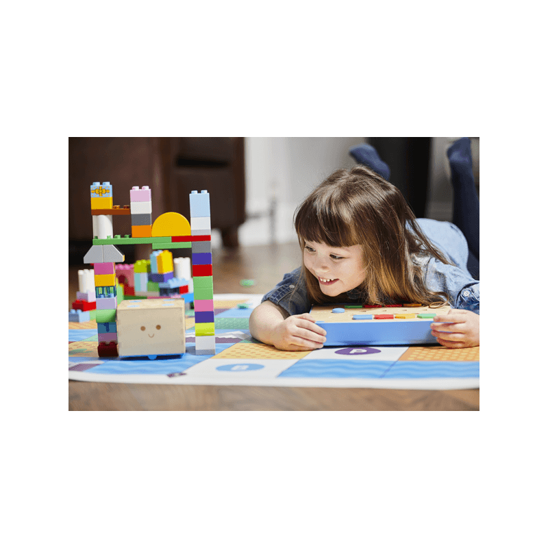 Cubetto learn programming from. Playdough clipart playdough container