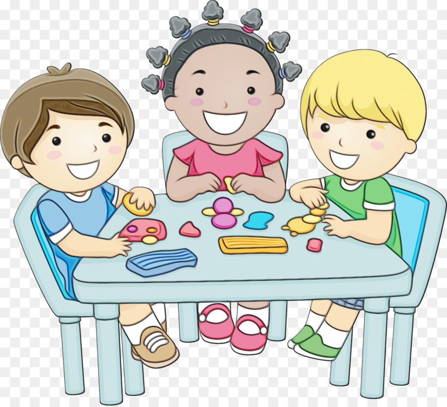 Playdough clipart preschool. Download for free png