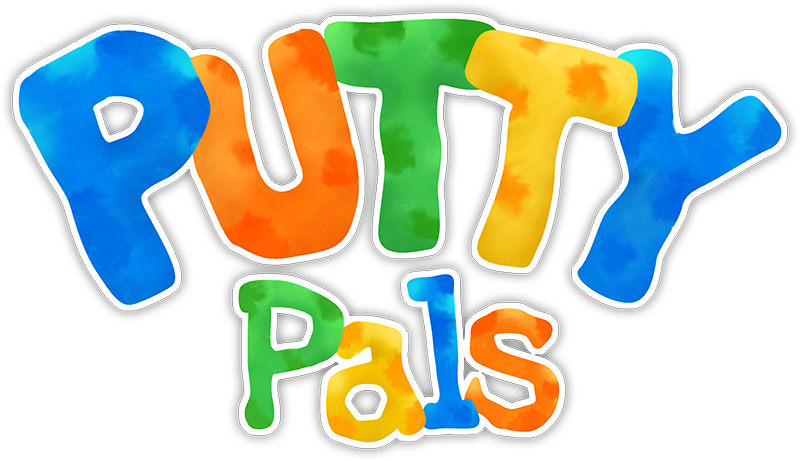 Putty pals harmonious games. Puzzle clipart teamwork